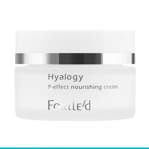 Hyalogy P-effect Nourishing Cream krem odżywiający i nawilżający 40 g