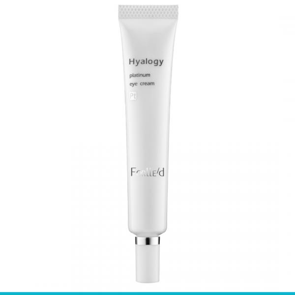 Hyalogy Platinum Eye Cream krem pod oczy 9 g