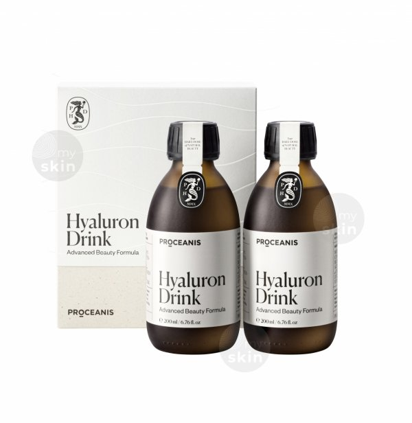 Proceanis Hyaluron Drink Zestaw 2x200ml