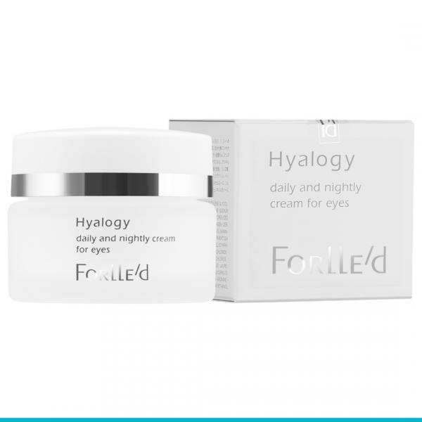 Hyalogy Daily and Nightly Cream for Eyes krem pod oczy 20 g