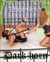 Dark Horn Straddled King zestaw BDSM