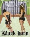 Dark Horn Murgo Whip zestaw BDSM