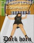 Dark Horn Giant zestaw BDSM