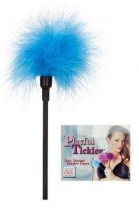 Niebieskie piórko Sexy Playful Tickler