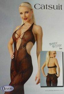 Body Catsuit Spitzen Catsuit S/M