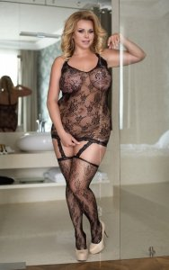 CRAZY bodystocking SoftLine XL/XXXL