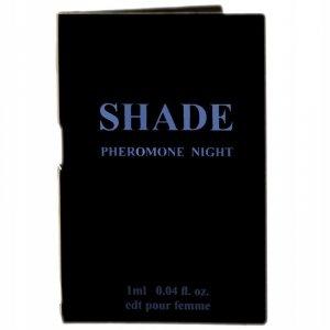 SHADE PHEROMONE Night 1ml feromony zapachowe dla kobiet