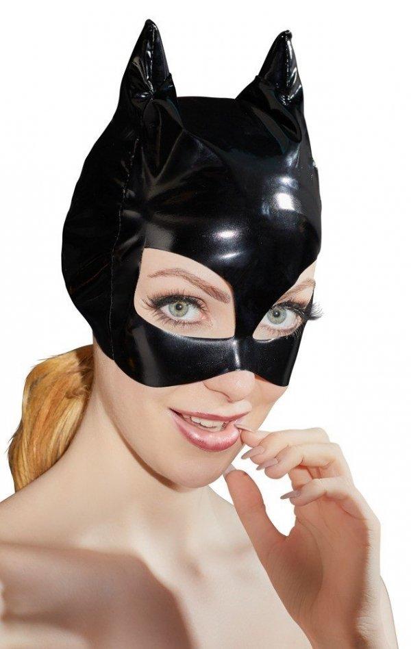 Black Level maska KOT modelka