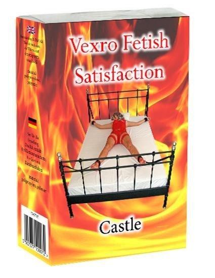 Vexro zestaw BDSM CASTLE
