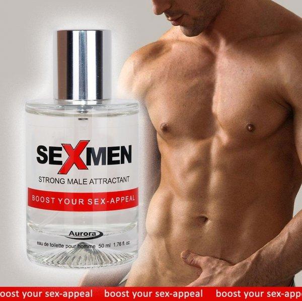 SeXmen Strong 50ml feromony dla mężczyzn