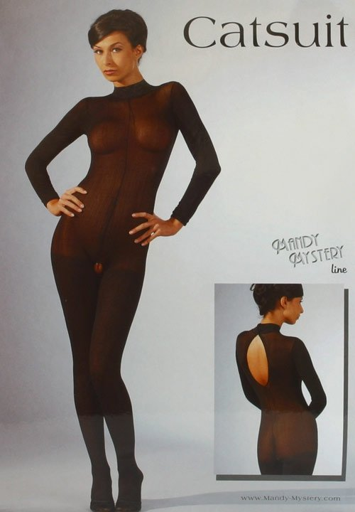 Body Catsuit Spitzen Mit Catsuit M/L