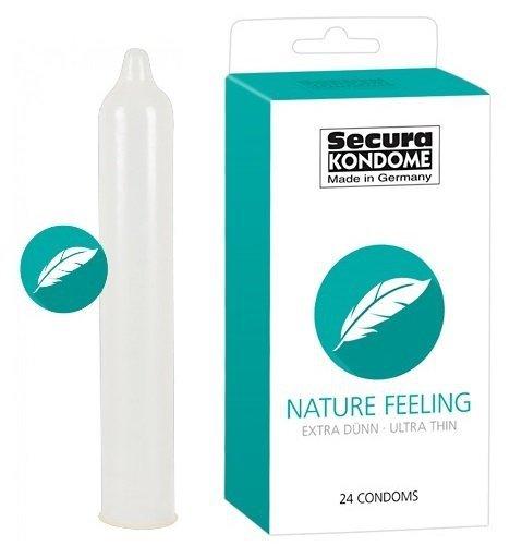 Prezerwatywy SECURA NATURE FEELING pudełko
