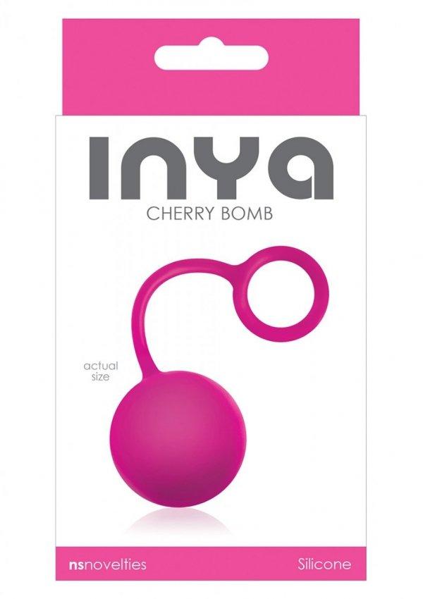 Inya Cherry Bomb Pink - Kulka Gejszy