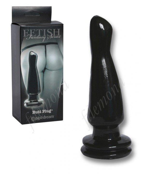 Fetish Fantasy Series czarna wtyczka analna