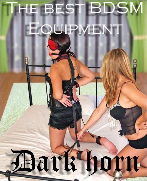 Dark Horn Optikon MAX King zestaw do krępowania BDSM
