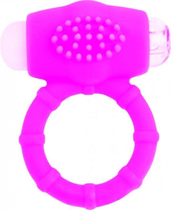 Poweful Cock Ring wibrujący silikonowy ring erekcyjny RING