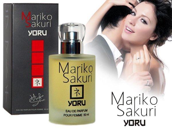 Mariko Sakuri Yoru 50 ml feromony zapachowe dla kobiet