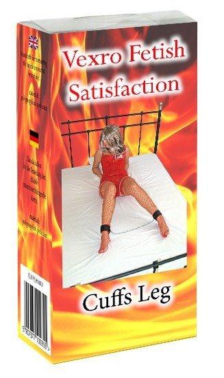 Vexro zestaw BDSM CUFFS LEG
