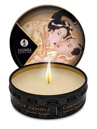 Shunga Desire Vanilla świeczka olejek do masażu