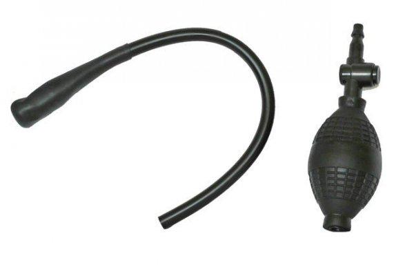 Czarny balon analny