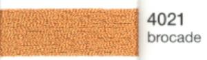 mulina Madeira Metallic 4-brocade 4021
