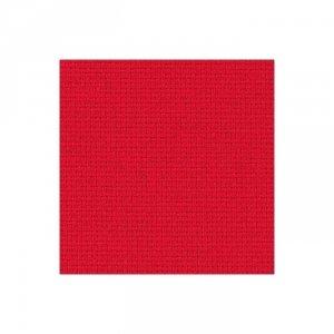 Kanwa Aida Zweigart -  czerwony 954
