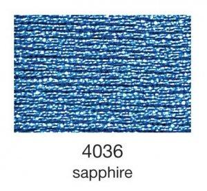 mulina Madeira Metallic 4-sapphire 4036