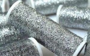 Nici Metalux srebrny 301