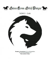 Wzór M2012 - liski