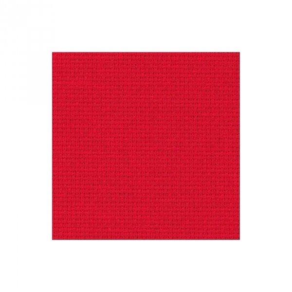 Kanwa Aida Zweigart - czerwony