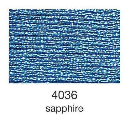 Metallic 4-sapphire 4036