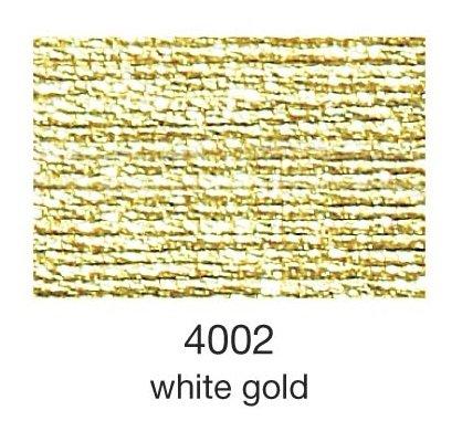 Metallic 4-white gold 4002