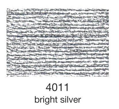 Metallic 4-bright silver 4011