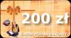 e-Bon podarunkowy o nominale 200 zł