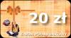 e-Bon podarunkowy o nominale 20 zł