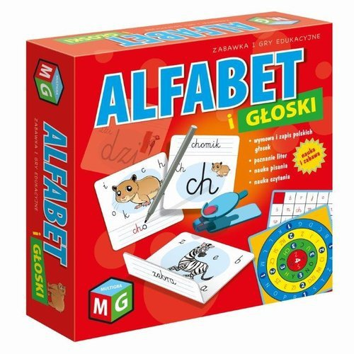 Alfabet i głoski