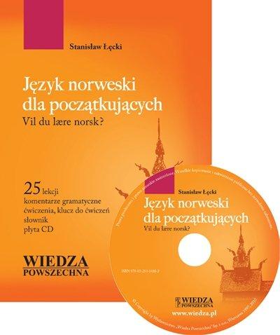 Język norweski dla początkujących. Vil du lære norsk? Podręcznik z płytą CD
