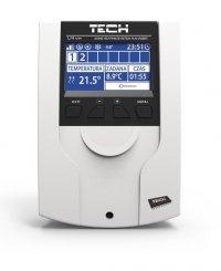 TECH Sterownik siłowników termostatycznych L-4 WiFi