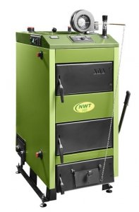 SAS NWT węglowy z nadmuchem i sterowaniem 1.5 17kW