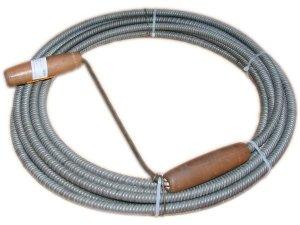 Spirala do udrażniania rur 9mm x 10m