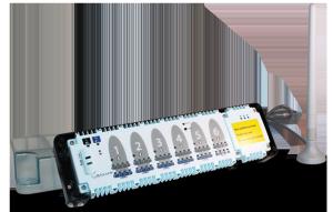 Bezprzewodowa listwa centralna ogrzewania podłogowego KL06RF
