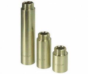 Przedłużka mosiężna 3/4 cala 25mm