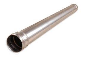 Ferroli rura kominowa jednościenna 80mm, 100cm