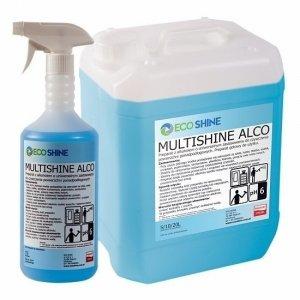 Uniwersalny preparat czyszczący ECO SHINE Multishine ALCO 1L