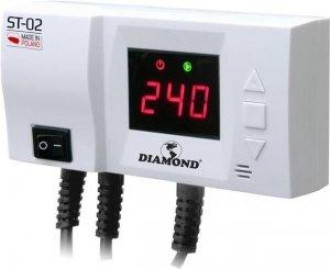 Sterownik pompy C.O. z wyświetlaczem LED ST-02