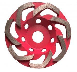 Tarcza do szlifowania betonu 125 mm L-shape