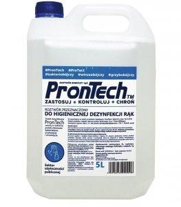 Preparat do dezynfekcji rąk PronTech 5L