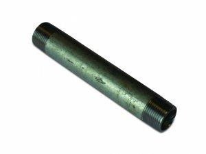Przedłużka ocynkowana 1/2 cala 20cm