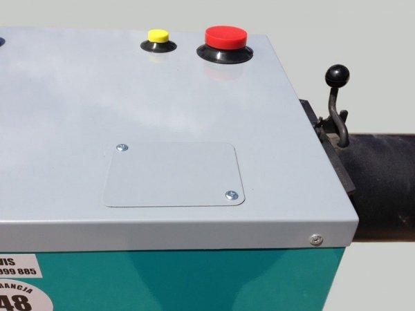 Kocioł SETLANS K 29 kW uniwersalny