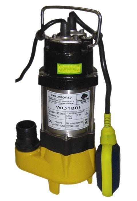 Pompa zatapialna OMNIGENA WQ 180F